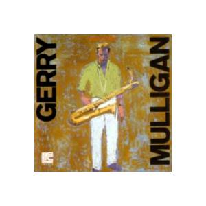 Gerry Mulligan: Mulligan - Cover