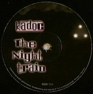 Cover - Kadoc: Nighttrain, The