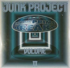 Cover - Junk Project: Volume II