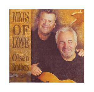 Cover - Olsen Brothers: Wings Of Love