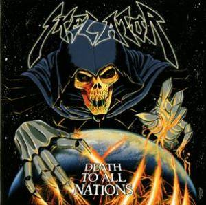 Skelator: Death To All Nations - Cover