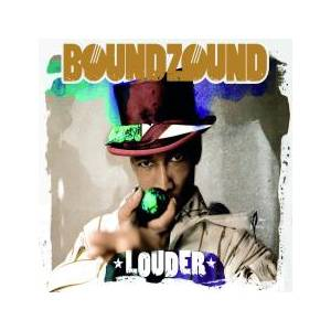 Cover - Boundzound: Louder