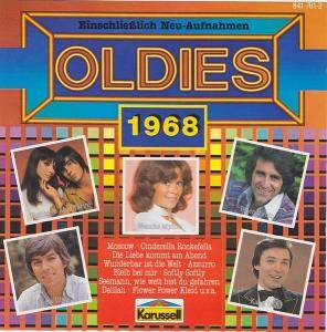 Oldies 1968 - Cover