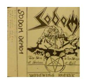 Cover - Sodom: Witching Metal