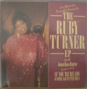 Cover - Ruby Turner: If You're Ready (Come Go With Me)
