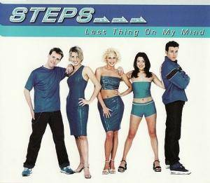Cover - Steps: Last Thing On My Mind