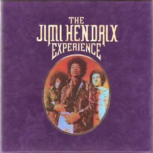 The Jimi Hendrix Experience: Jimi Hendrix Experience, The - Cover
