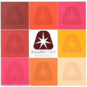 Cover - Sandy Rivera: Clubstar Session 3