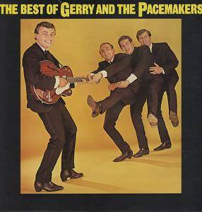 Gerry And The Pacemakers: Best Of Gerry And The Pacemakers, The - Cover