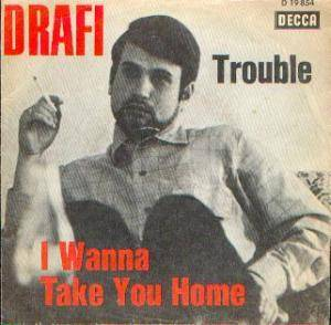 Cover - Drafi: Trouble