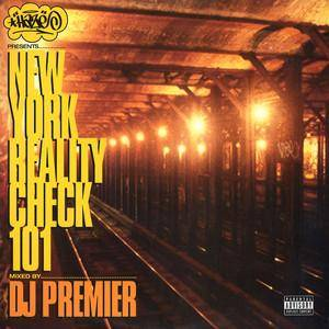 Cover - Natural Elements: Haze Presents... New York Reality Check 101 - Mixed By... DJ Premier