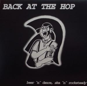 Back At The Hop - Cover