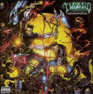 Cover - Twiztid: Mostasteless