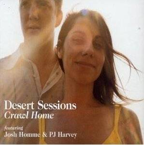 Cover - Desert Sessions: Crawl Home