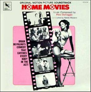 Cover - Pino Donaggio: Home Movies