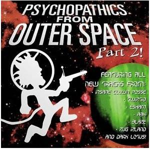 Cover - Esham: Psychopathics From Outer Space Part 2