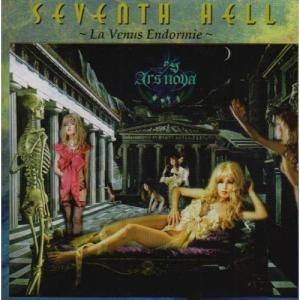 Ars Nova: Seventh Hell - Cover