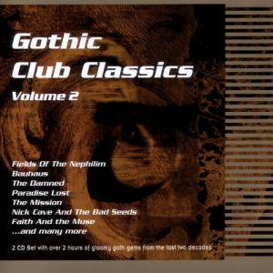 Gothic Club Classics Volume 2 - Cover