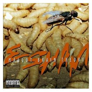 Cover - Esham: Maggot Brain Theory