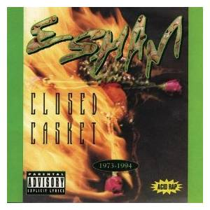 Cover - Esham: Closed Casket