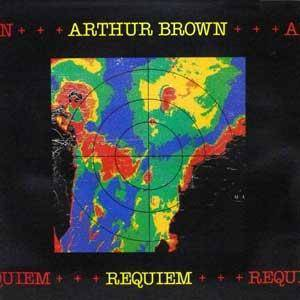 Arthur Brown: Requiem - Cover