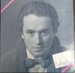 José Carreras: Merry Christmas - Cover