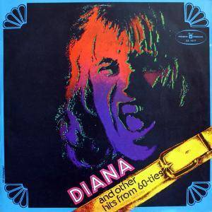 Flying Saucers: Diana And Other Hits From 60-Ties - Cover