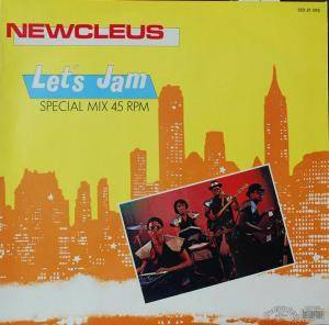 Cover - Newcleus: Let's Jam