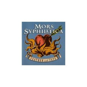 Mors Syphilitica: Feather And Fate - Cover