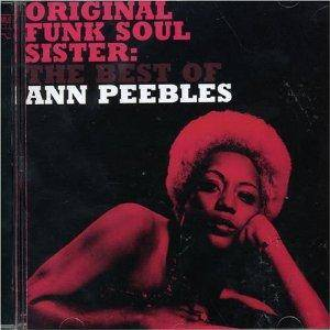Ann Peebles: Best Of Ann Peebles, The - Cover
