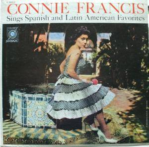 Cover - Connie Francis: Sings Spanish And Latin American Favorites