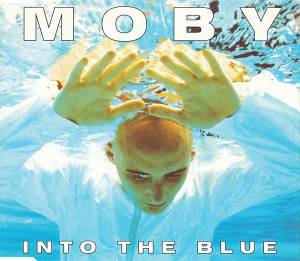 Moby: Into The Blue - Cover