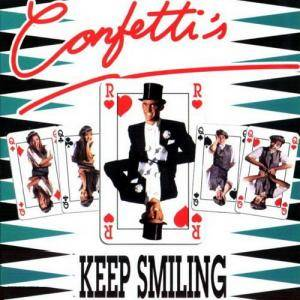 Cover - Confetti's: Keep Smiling