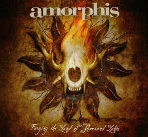 Amorphis: Forging The Land Of Thousand Lakes - Cover