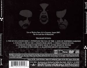 Immortal: The Seventh Date Of Blashyrkh (CD + DVD) - Bild 3