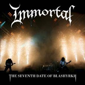 Immortal: The Seventh Date Of Blashyrkh (CD + DVD) - Bild 1