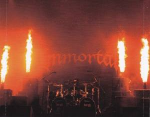 Immortal: The Seventh Date Of Blashyrkh (CD + DVD) - Bild 4