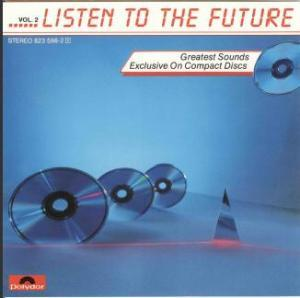 Listen To The Future Vol.2 - Cover