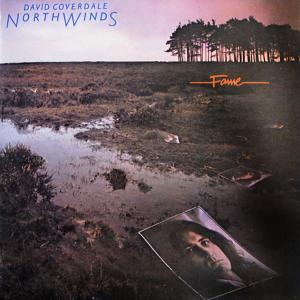 David Coverdale: Northwinds (1978) - Cover
