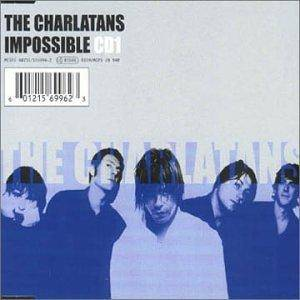 The Charlatans: Impossible - Cover