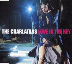 The Charlatans: Love Is The Key - Cover