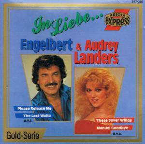 Cover - Audrey Landers: In Liebe ...