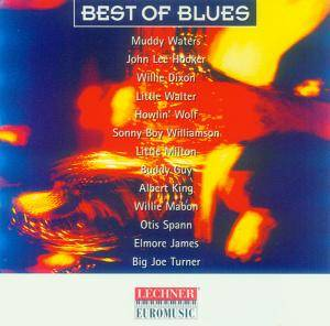 Cover - Sonny Boy Williamson I: Best Of Blues