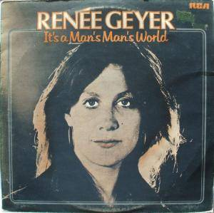Cover - Renée Geyer: It's A Man's Man's World