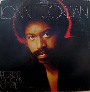 Cover - Lonnie Jordan: Different Moods Of Me