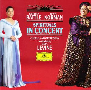 Kathleen Battle & Jessye Norman: Spirituals In Concert - Cover
