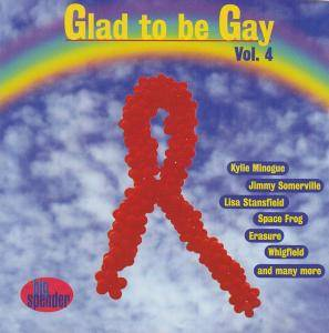 Glad To Be Gay Vol. 4 - Cover