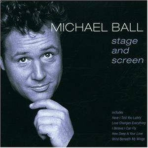 Cover - Michael Ball: Stage And Screen