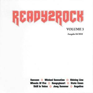 Cover - Ransom: Ready2Rock Vol. 3