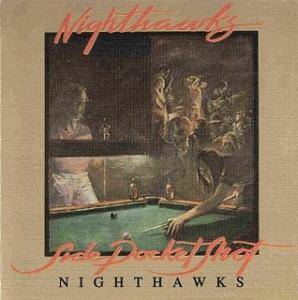 The Nighthawks: Side Pocket Shot - Cover